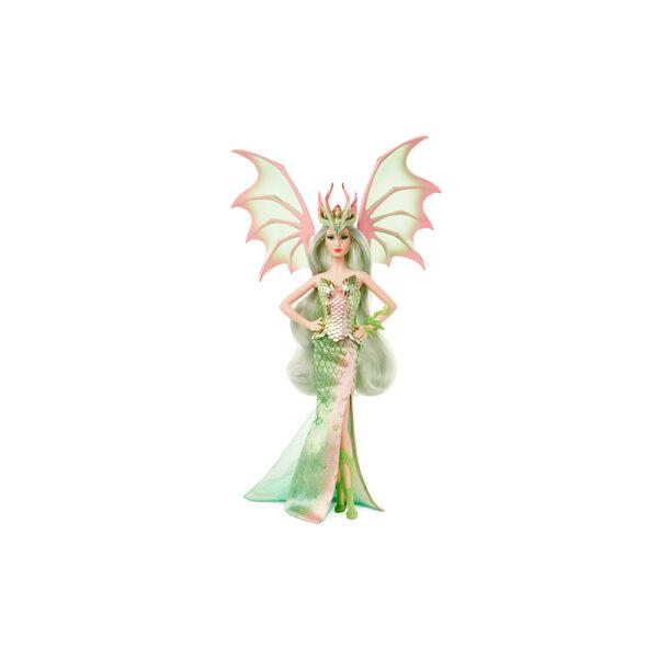 Barbie Signature, Bambola da Collezione con Vestito da Sirena Barbie