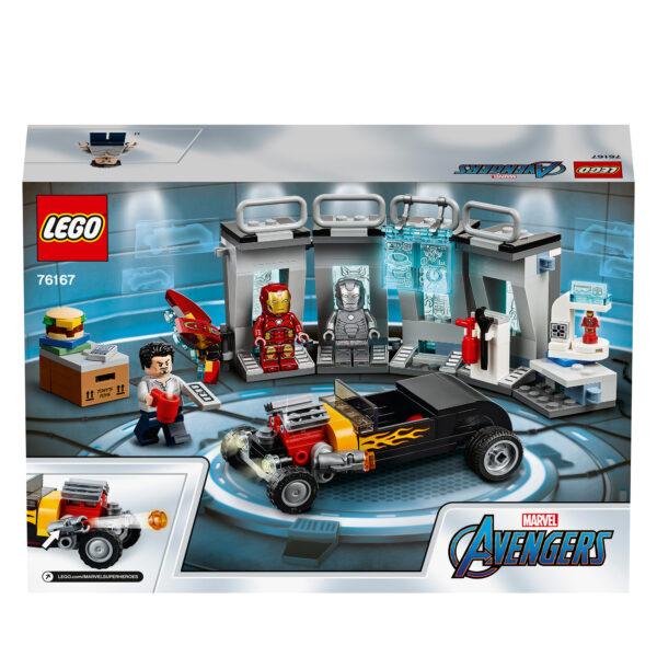 LEGO Marvel Super Heroes 76167    Marvel Super Heroes