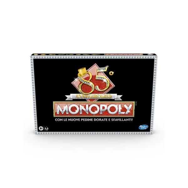 Monopoly - 85° Anniversario (gioco in scatola Hasbro Gaming, versione in Italiano).