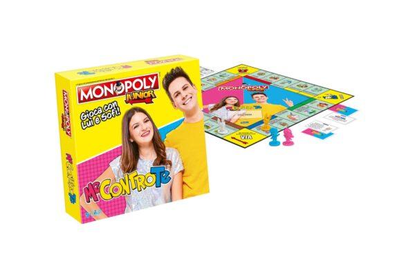 ME CONTRO TE - MONOPOLY JR.