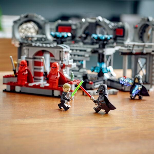 Star Wars LEGO Star Wars Il duello finale della Death Star - 75291
