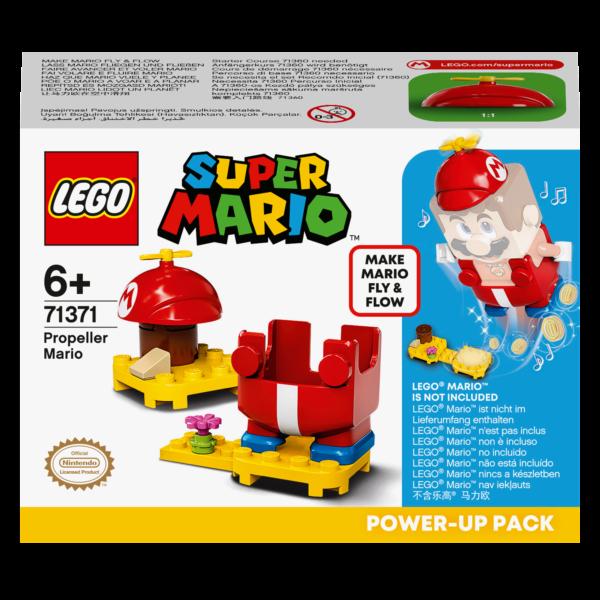 Super Mario  LEGO Super Mario Mario elica - Power Up Pack - 71371
