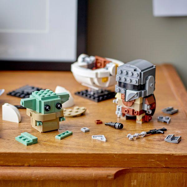 LEGO Star Wars Il Mandaloriano e il Bambino - 75317   Star Wars
