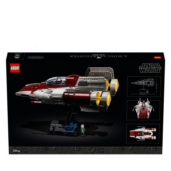 Star Wars LEGO Star Wars A-wing Starfighter - 75275