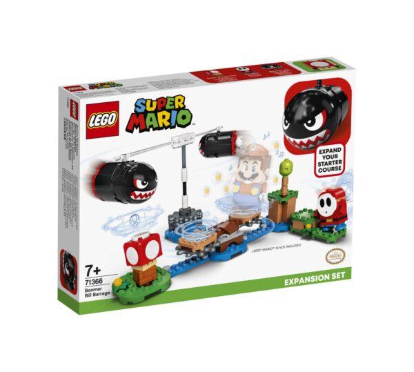 LEGO Super Mario Sbarramento di Pallottoloni Bill - Pack di Espansione - 71366 Super Mario