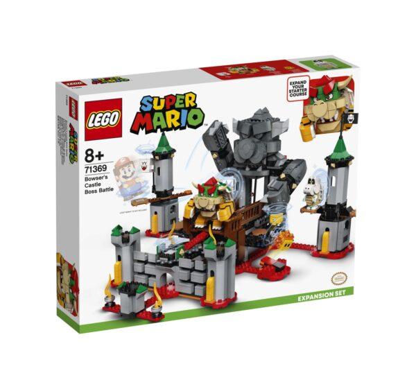 LEGO Super Mario Battaglia finale al castello di Bowser - Pack di Espansione - 71369 Super Mario