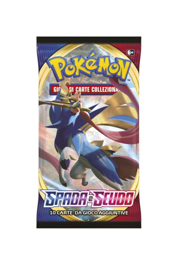 Prénatal Pokemon: Spada e Scudo Display 36 Buste