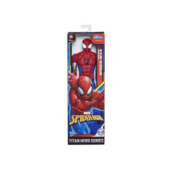 Spider-Man - Titan Hero Web Warriors