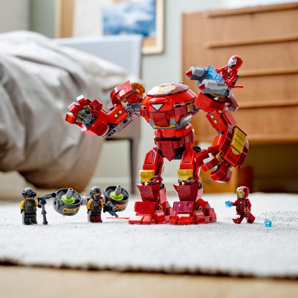 LEGO Marvel Super Heroes 76164 gioco di costruzione    Marvel Super Heroes