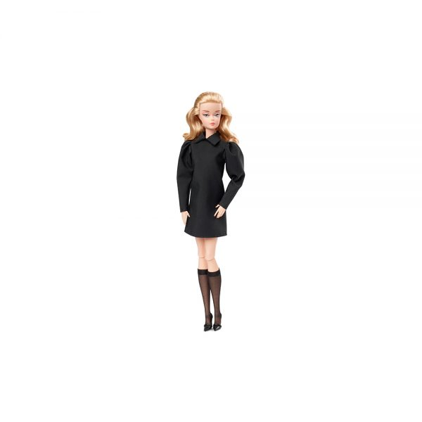Barbie- Bambola Fashion Model Collection Best in Black, da 30,5 cm, Abito Nero e Accessori Barbie