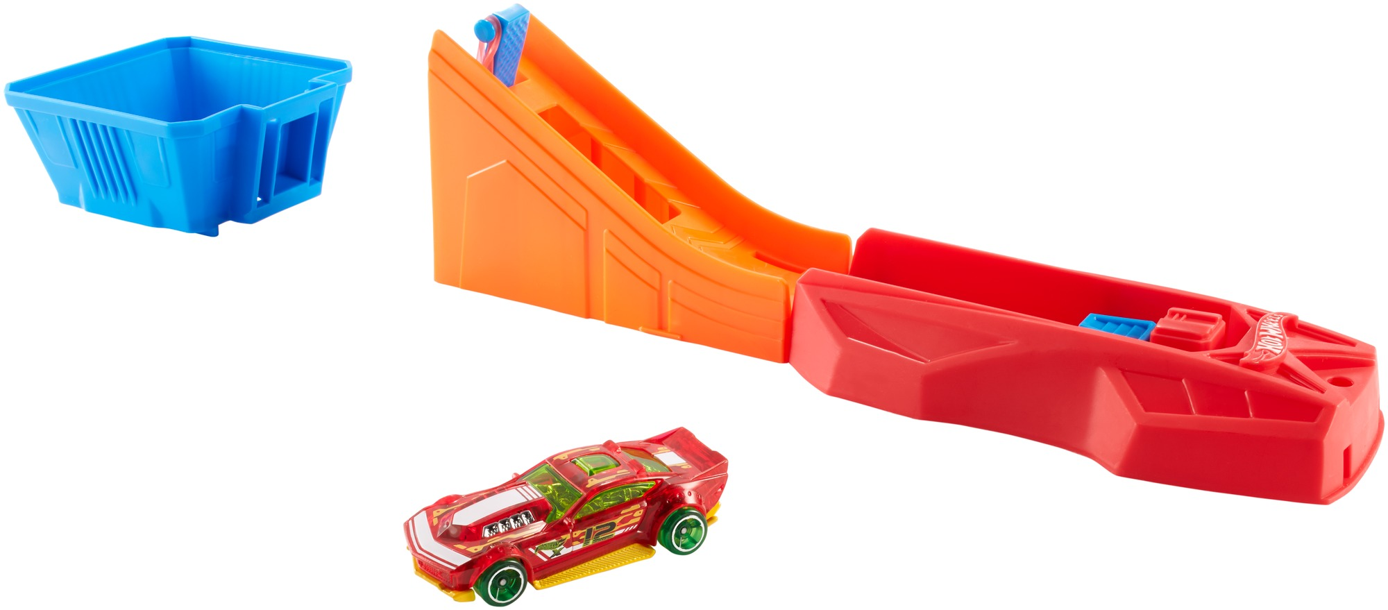 Hot wheels veicoli per acrobazie assortiti, macchinine per bambini - Hot Wheels