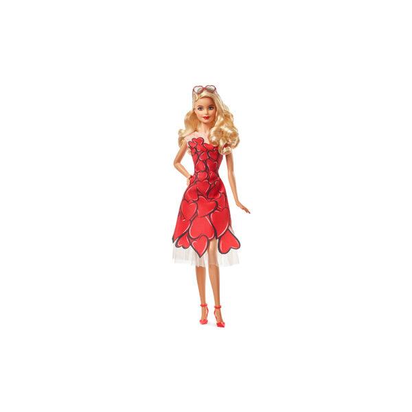 Barbie- Occasioni Speciali San Valentino, Bambola da Collezione con Confezione Personalizzabile Barbie