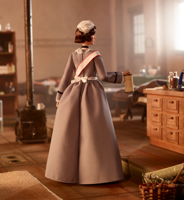 Barbie Inspiring Women, Florence Nightingale Bambola da Collezione Barbie