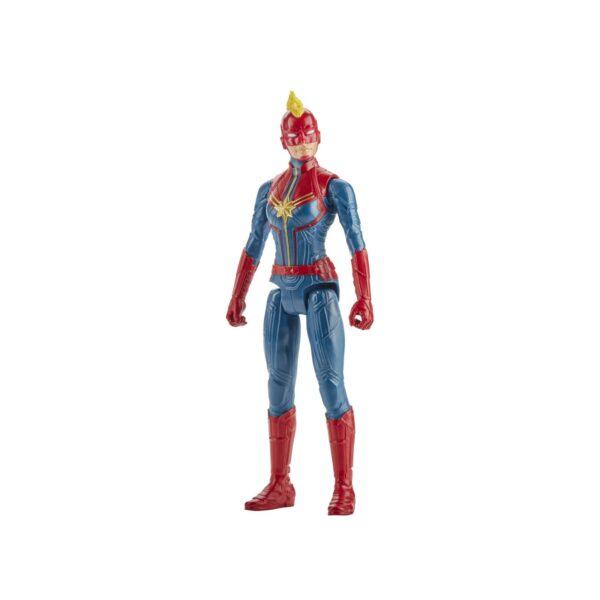 Marvel Avengers - Titan Hero Power FX, Personaggi Supereroi alti 30 cm (personaggi assortiti A)