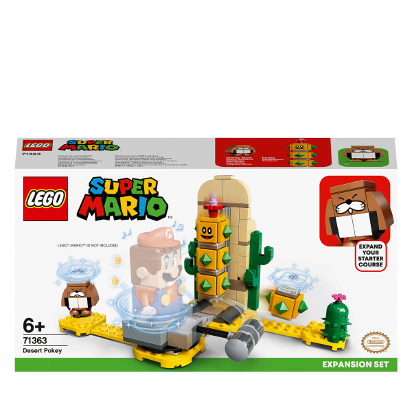 Super Mario  LEGO Super Mario Marghibruco del deserto - Pack di Espansione - 71363