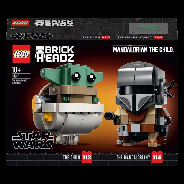 Star Wars LEGO Star Wars Il Mandaloriano e il Bambino - 75317