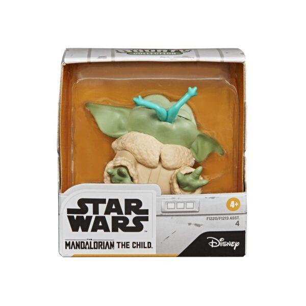 Star Wars - The Child (Personaggio da 16,5cm che può assumere diverse posizioni, conosciuto anche come Baby Yoda, ispirato alla Serie Disney+ The Mandalorian)