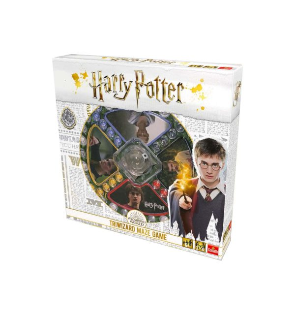 HARRY POTTER TORNEO TRE MAGHI