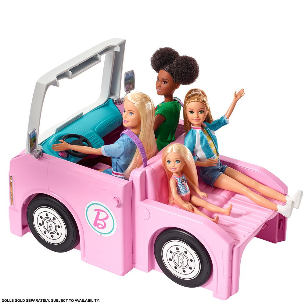 Barbie camper dei sogni - Barbie