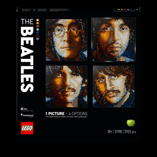 ART LEGO ART The Beatles - 31198