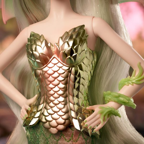 Barbie  Barbie Signature, Bambola da Collezione con Vestito da Sirena