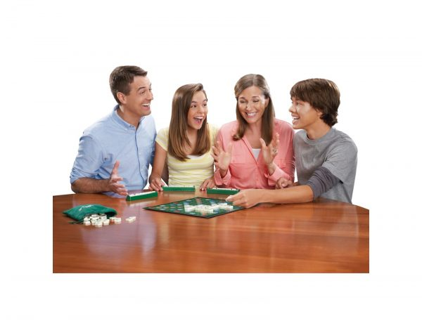 SCRABBLE ALTRI Mattel Games - Scrabble Gioco Da Tavola Delle Parole Crociate Per Tutta La Famiglia Unisex 12+ Anni, 8-12 Anni