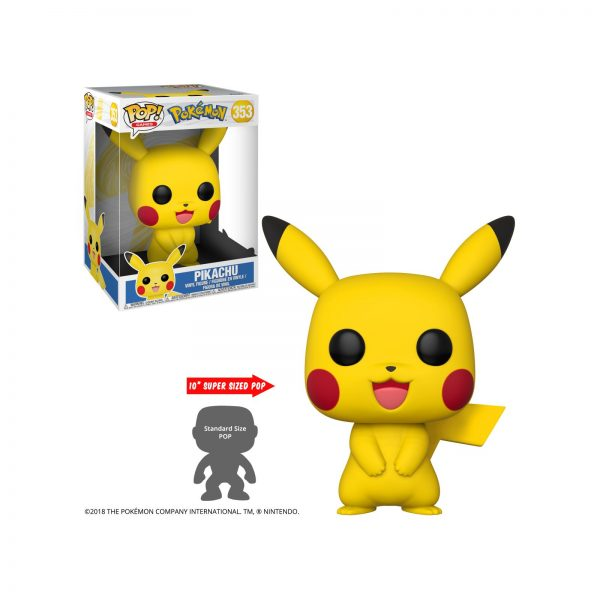 Pop Games: Pokemon S1- 10