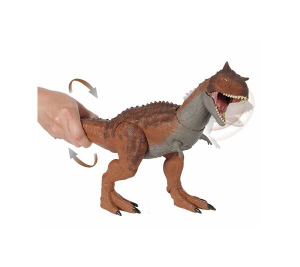 Jurrasic World   Jurassic World Dinoasuro Carnotauro Controlla e Distruggi