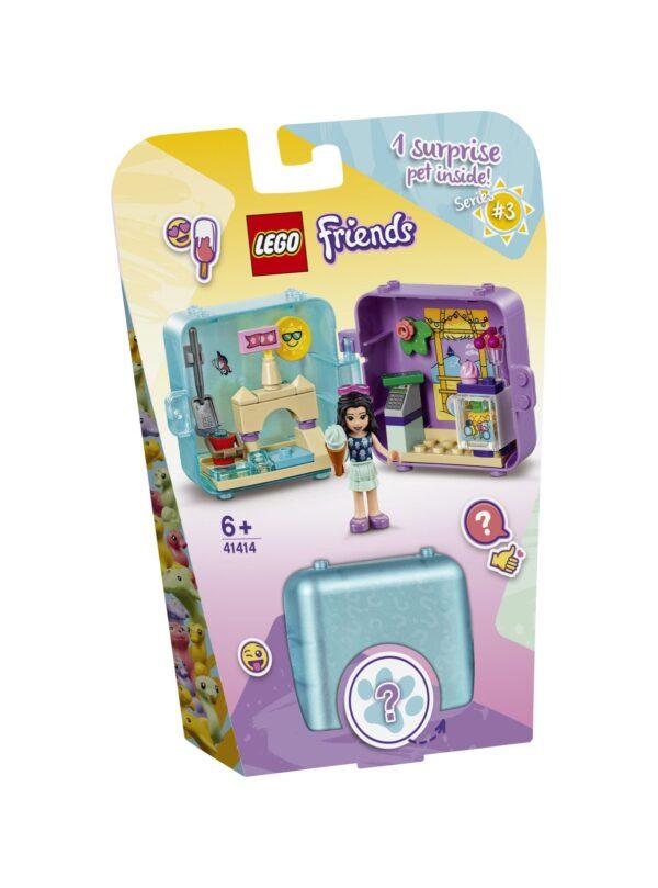 LEGO Friends Il cubo delle vacanze di Emma - 41414 LEGO FRIENDS
