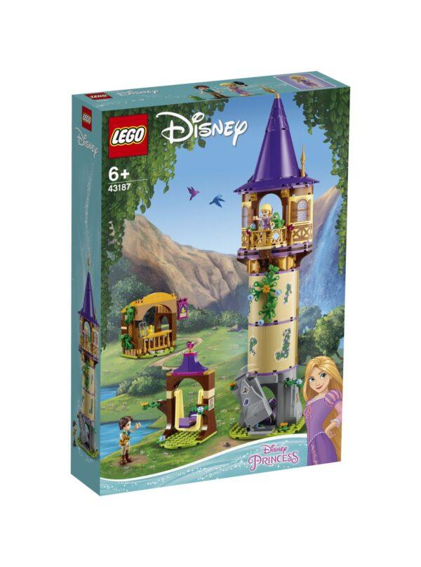 LEGO Disney Princess La torre di Rapunzel - 43187 RAPUNZEL