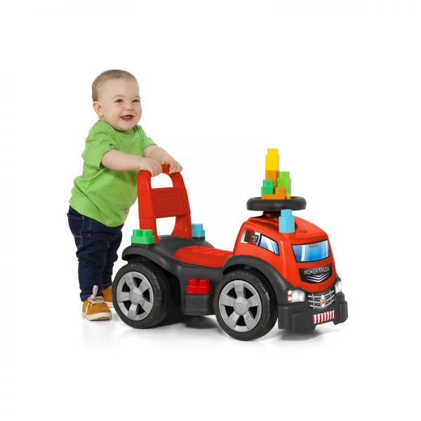BABY SMILE  CAMION CAVALCABILE 3 IN 1