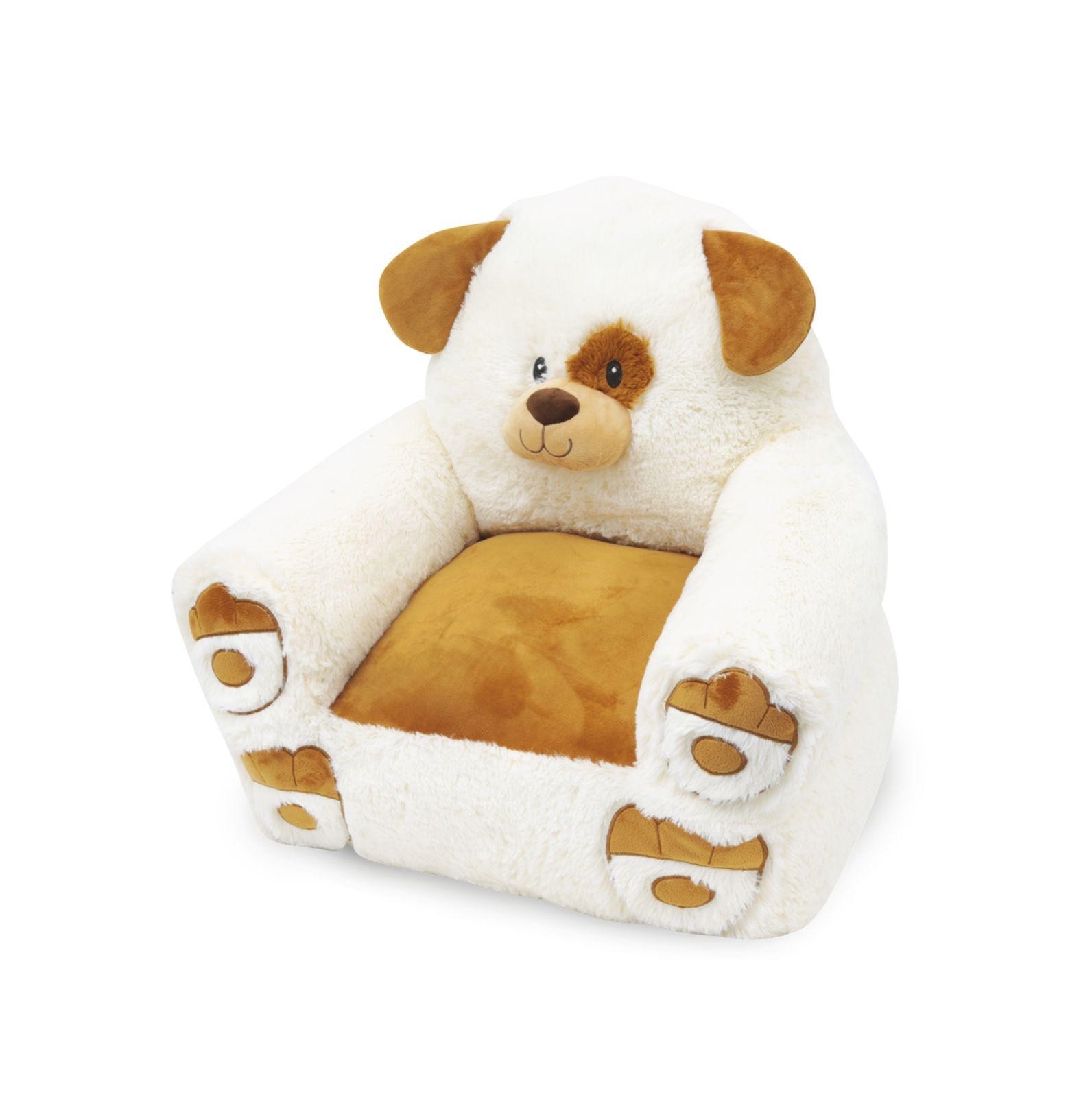 Tickos Divano per Bambini Peluche Unicorno Poltrona Cuscino per Animali Decorazioni per la Casa Mobili per Camera da Letto Cane