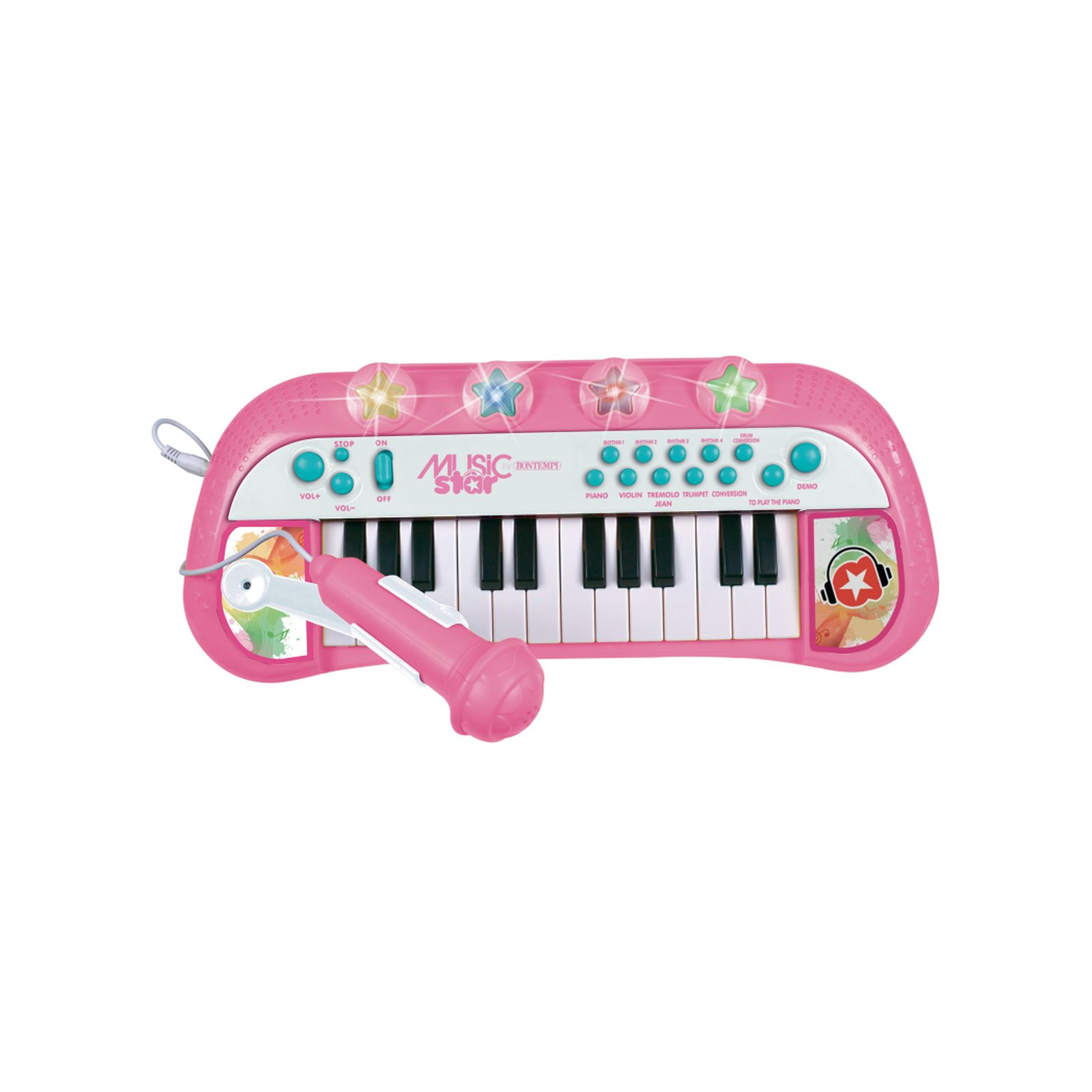 Tastiera con sgabello - smart keyboard - MUSICSTAR