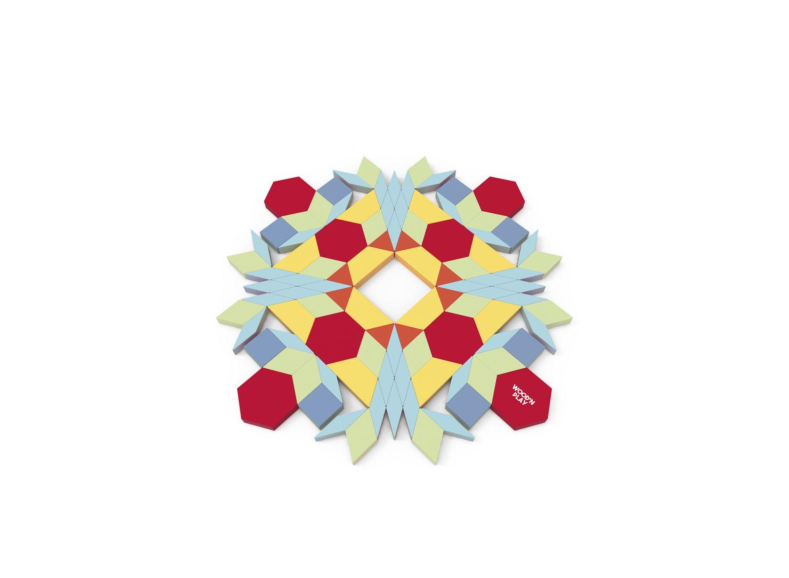 Mandala - WOODNPLAY