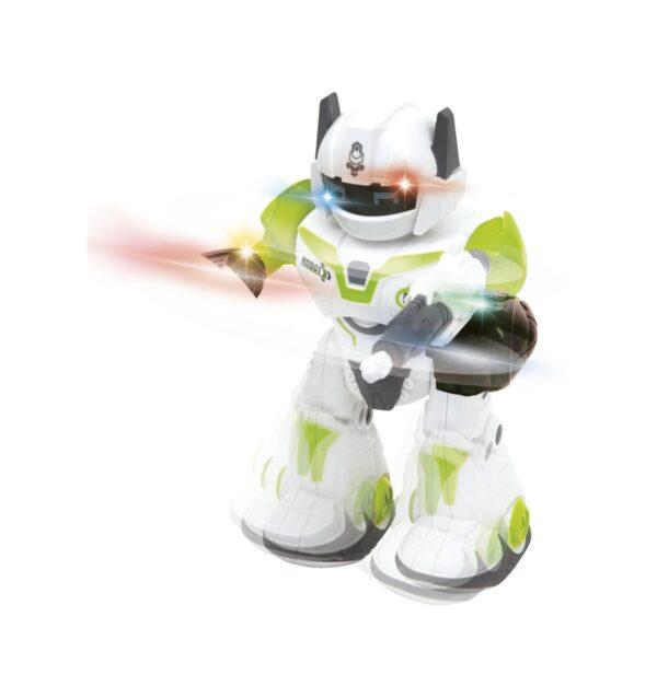 ROBOT SPACE INVINCIBLE HEROES