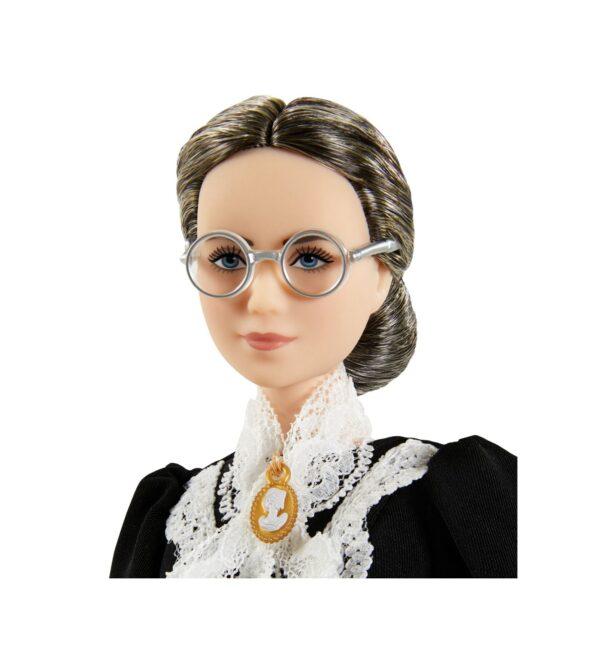 Barbie- Signature, Bambola Susan B. Anthony Barbie, da Collezione