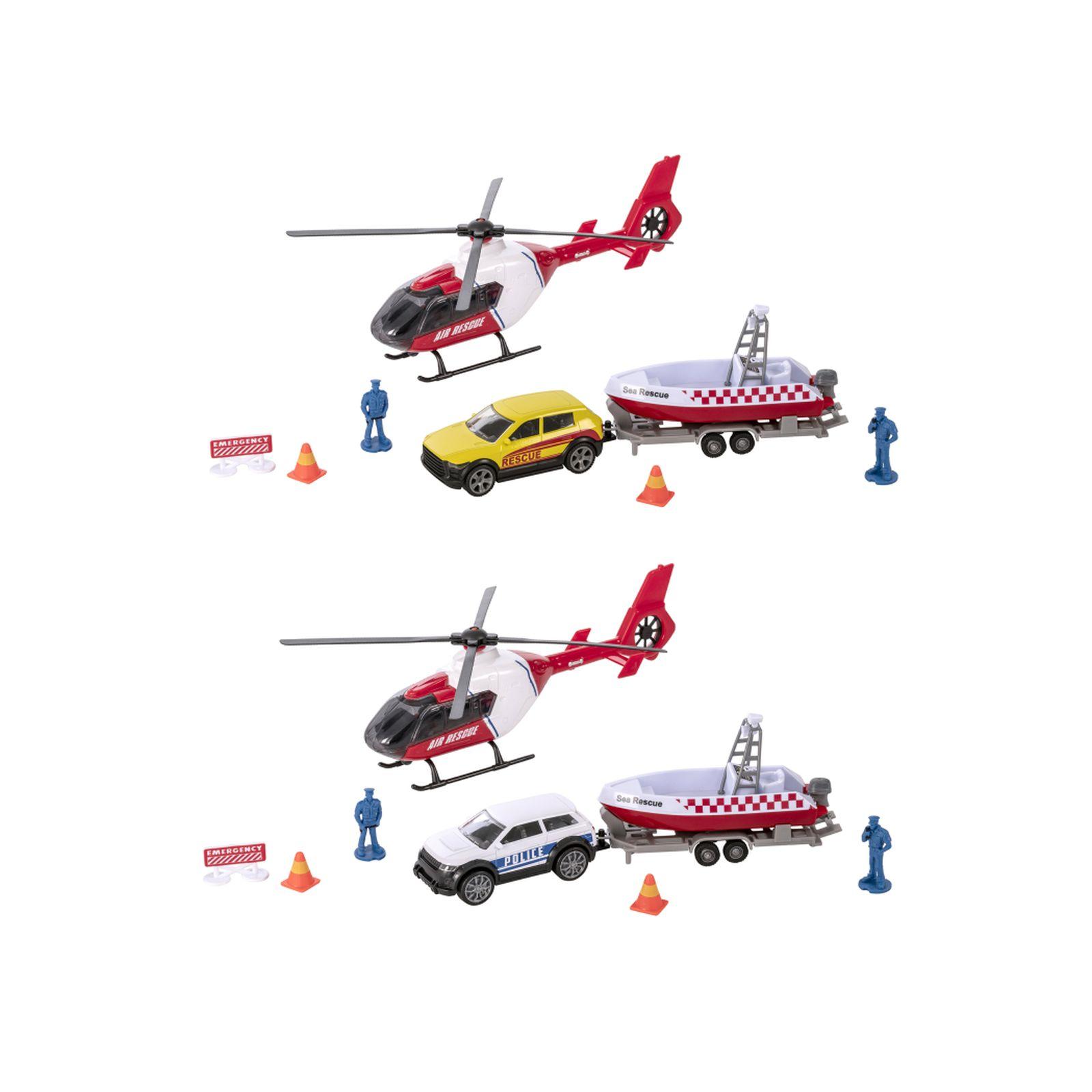 Set veicoli rescue - MOTOR&CO