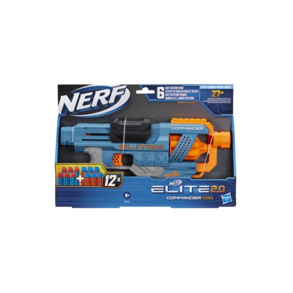 NERF ELITE 2.0 COMMANDER RD 6 NERF
