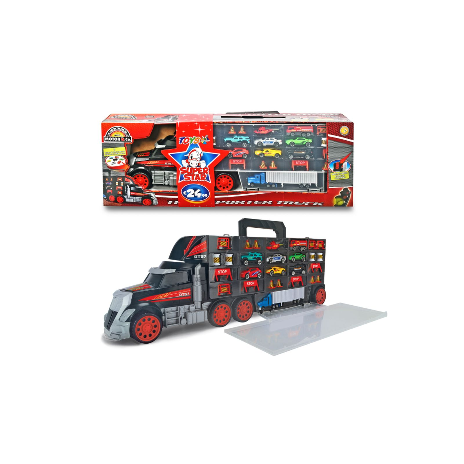 Camion transporter - MOTORI & CO