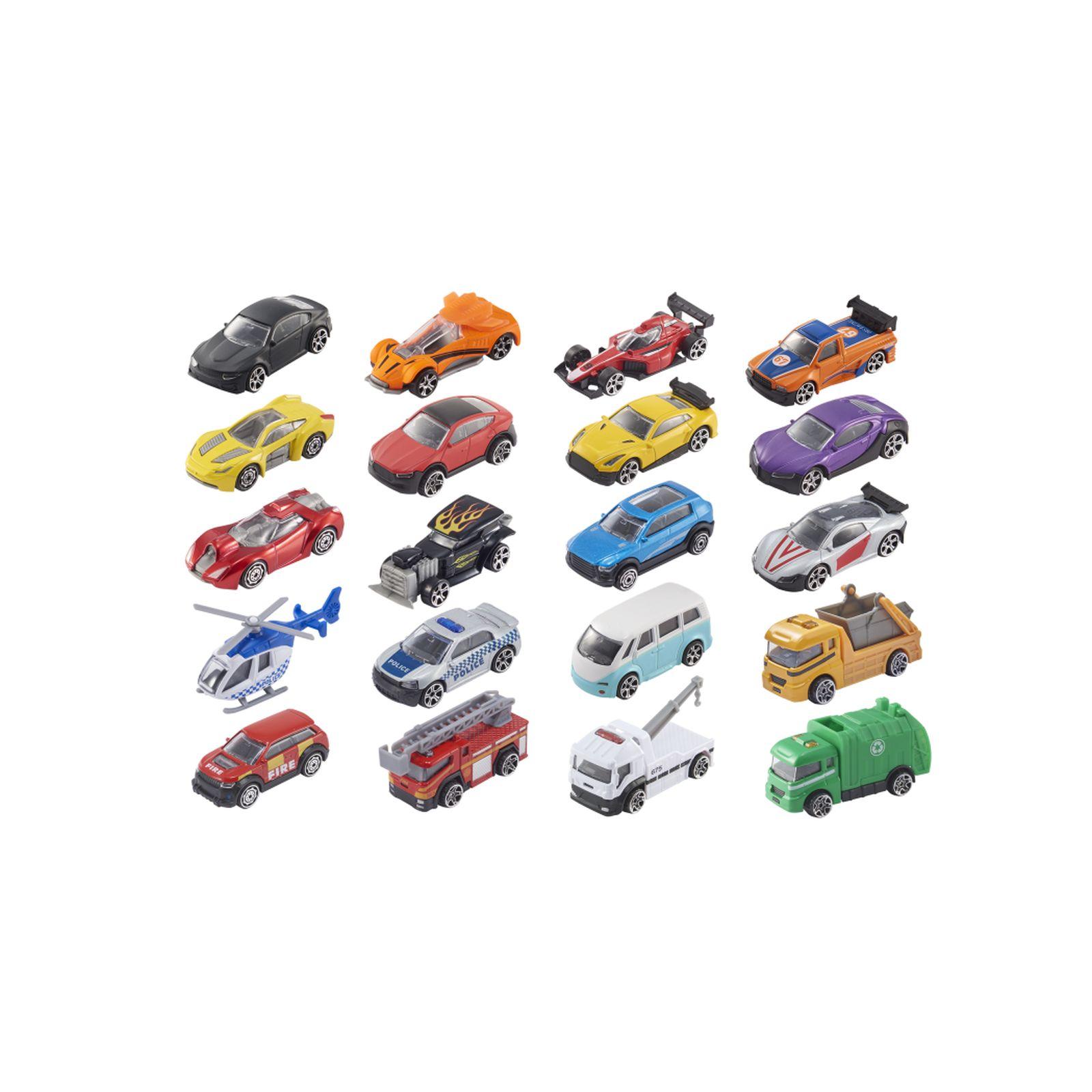 Set 10 auto street cars - MOTOR&CO