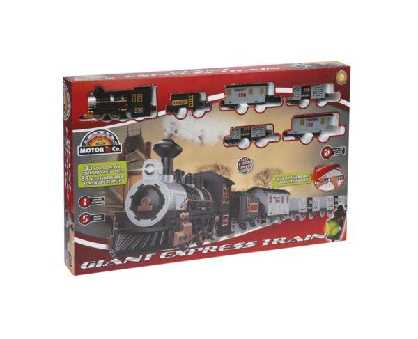 MOTOR & CO.   TRENO GIANT EXPRESS