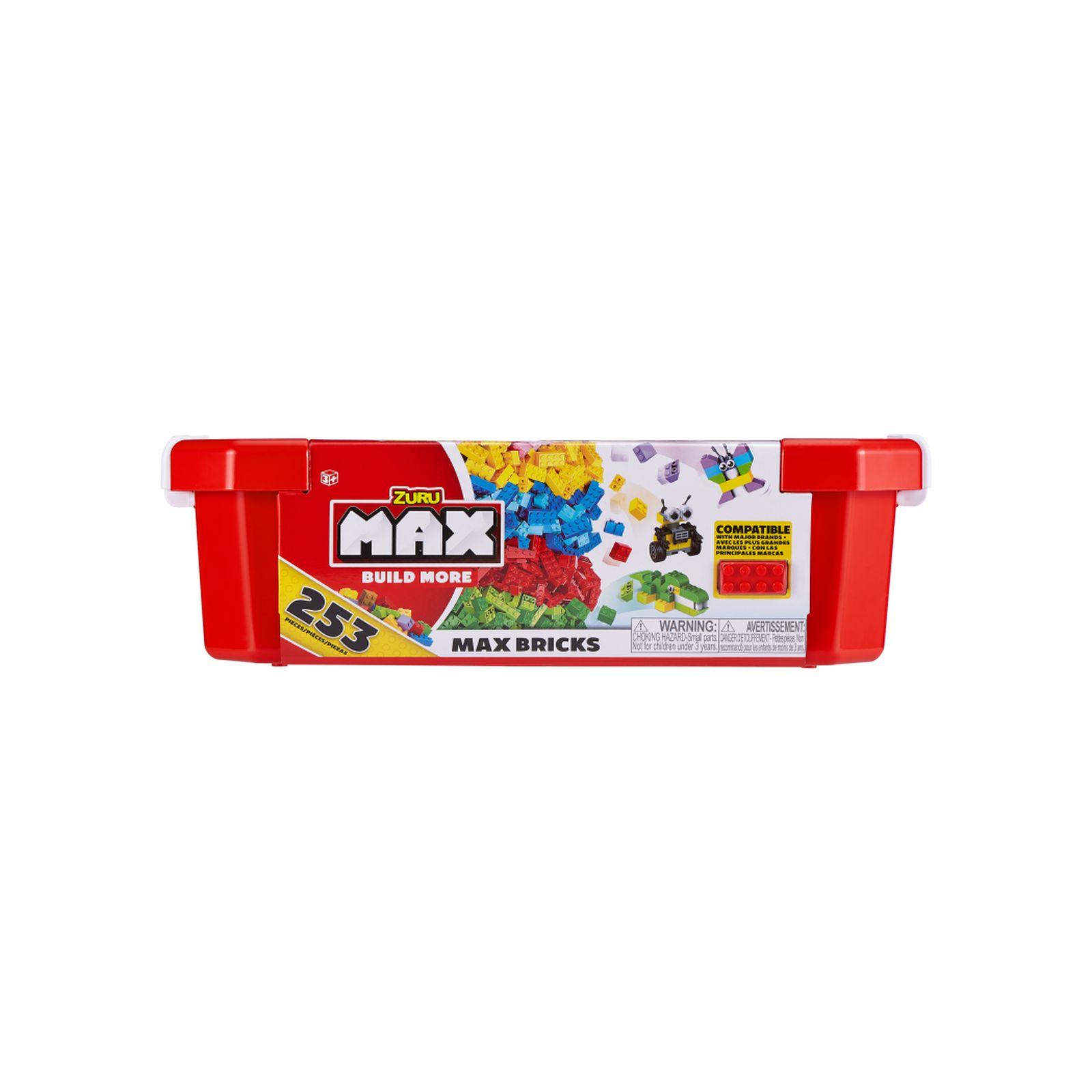 Max build costruzioni 253pcs -