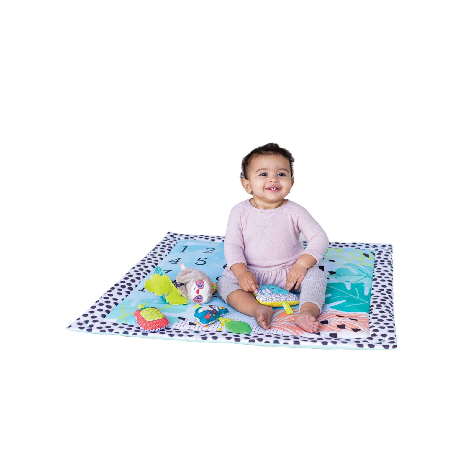 Palestrina e tappeto gioco - INFANTINO