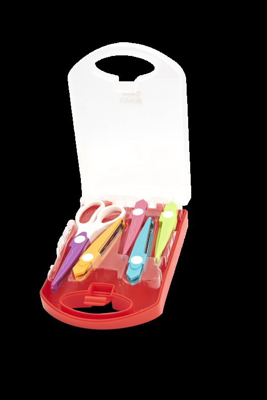 Set forbici creative - scissors set - CREAMANIA UNISEX