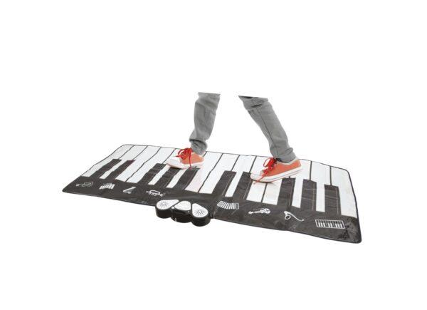 MUSICSTAR  MAXI TAPPETONE PIANOFORTE - PIANO DANCE MAT