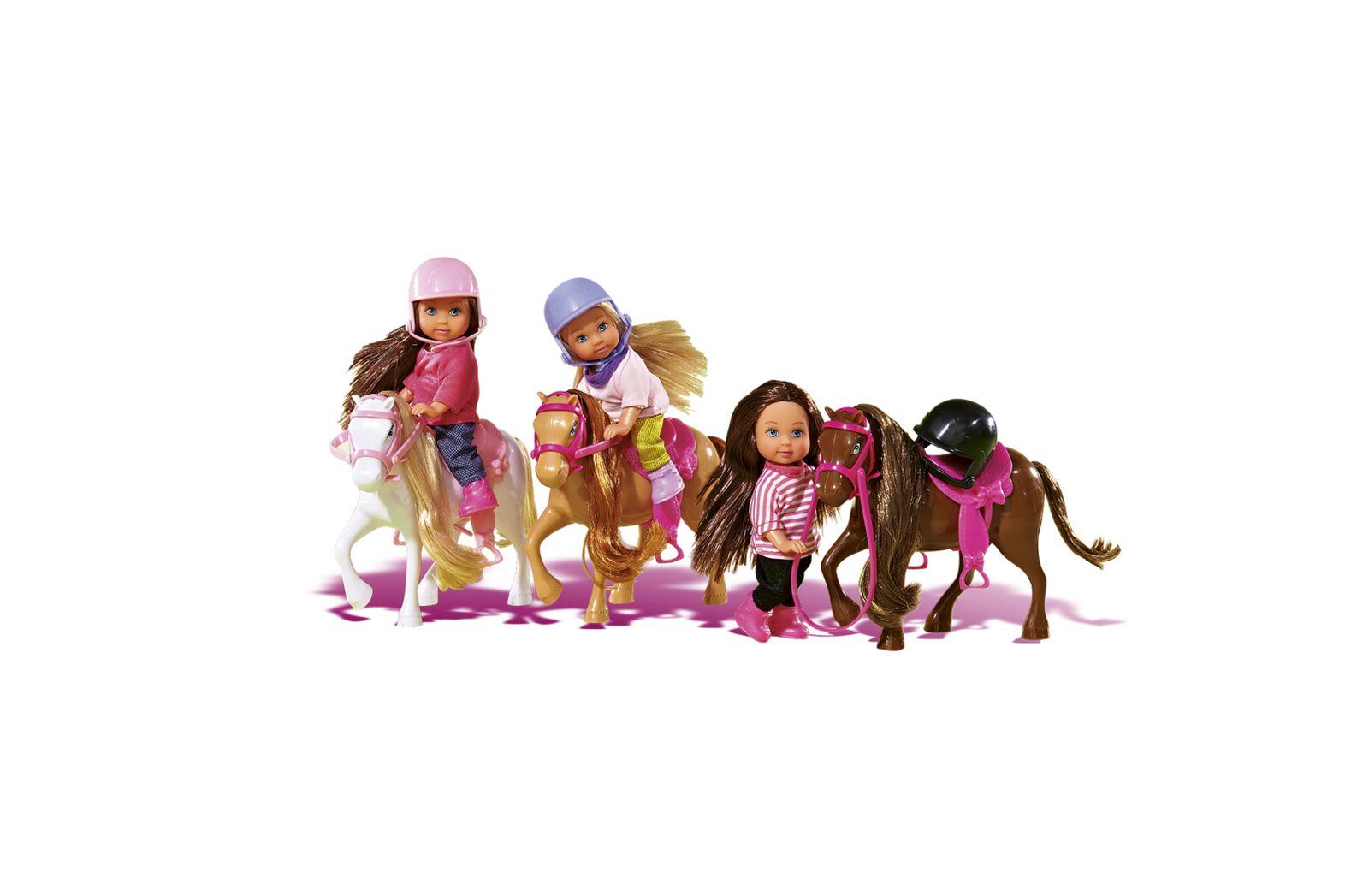 Lolly kid & pony - LOLLY