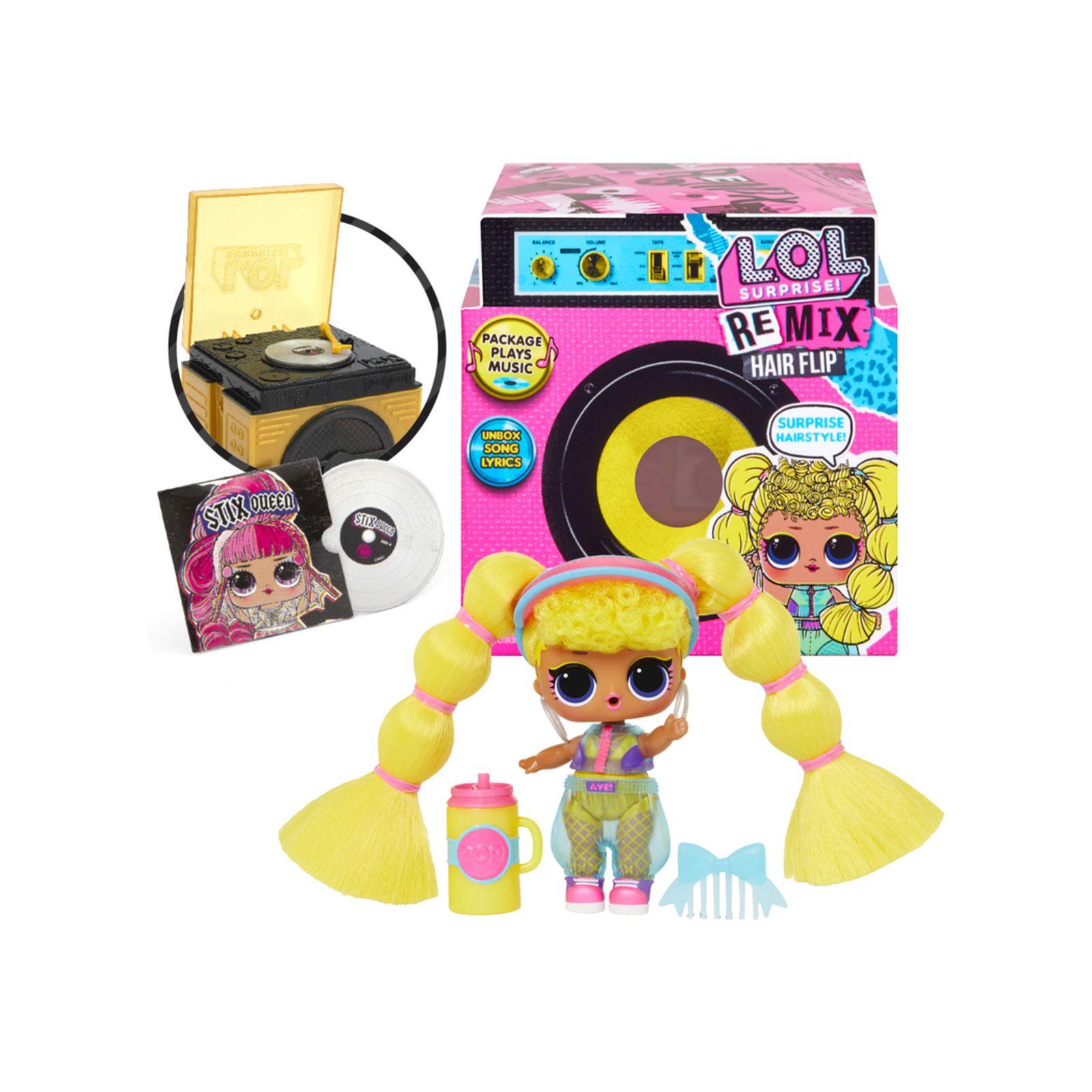 Lol remix hairflip - LOL