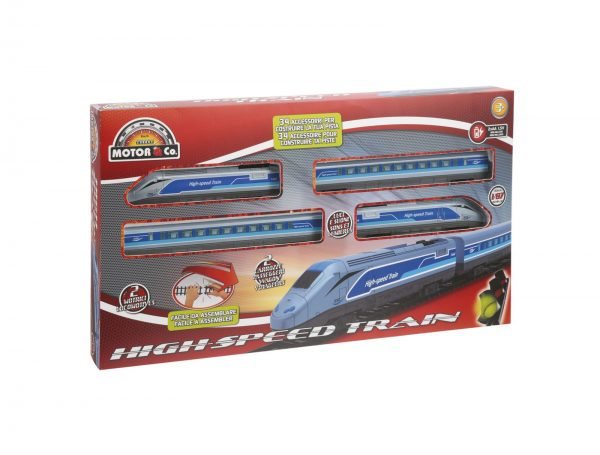 TRENO HIGH-SPEED    MOTOR & CO.