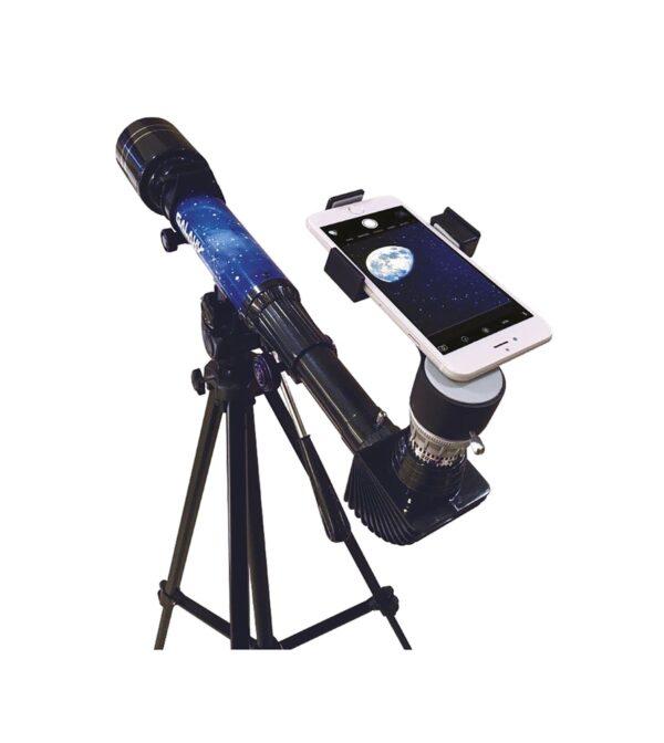 TELESCOPIO HD SMART MICRO PLANET, MICROPLANET Unisex 12+ Anni, 8-12 Anni ALTRI