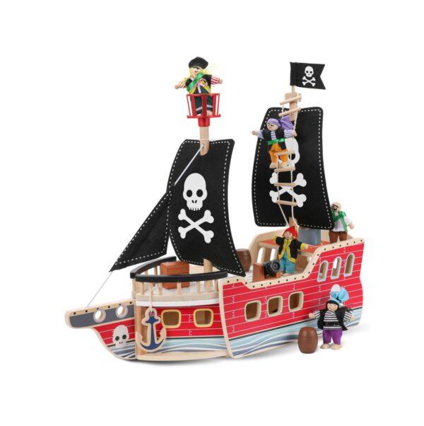 PIRATE SHIP WOODNPLAY
